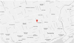 flagship store map bathurst and bloor location
