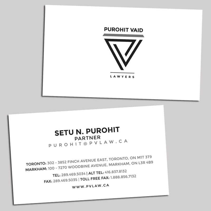 Top Business Card Design in Toronto | A Nerd\'s World