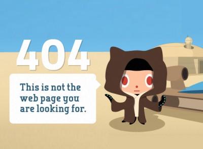 best 404 error page