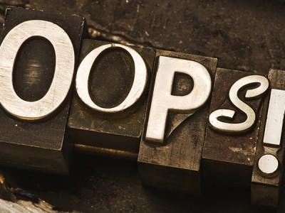 5 mistakes in Logo Design