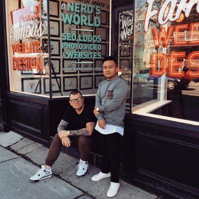 Orlando & Chris