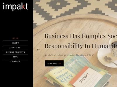 impakt-website