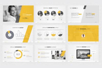 PowerPoint Presentation Graphic Design