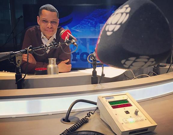 CBC Metro Morning Chris Hughes Interview