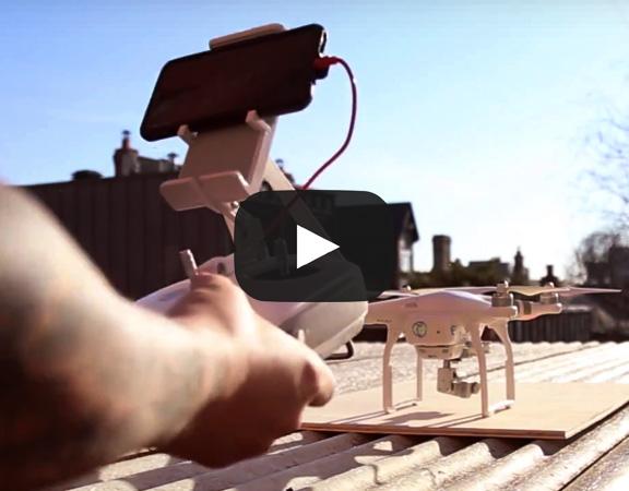 Toronto Drone Stock Video