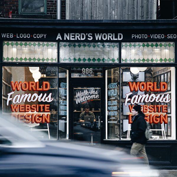 A Nerd's World