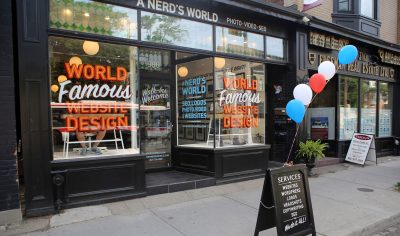 A Nerds World SEO Toronto