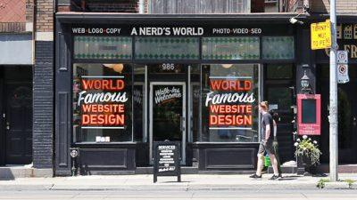Web Designing Toronto