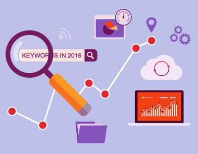 Keywords in 2016