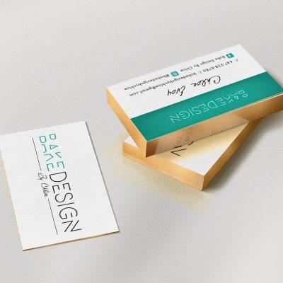 bake design cards