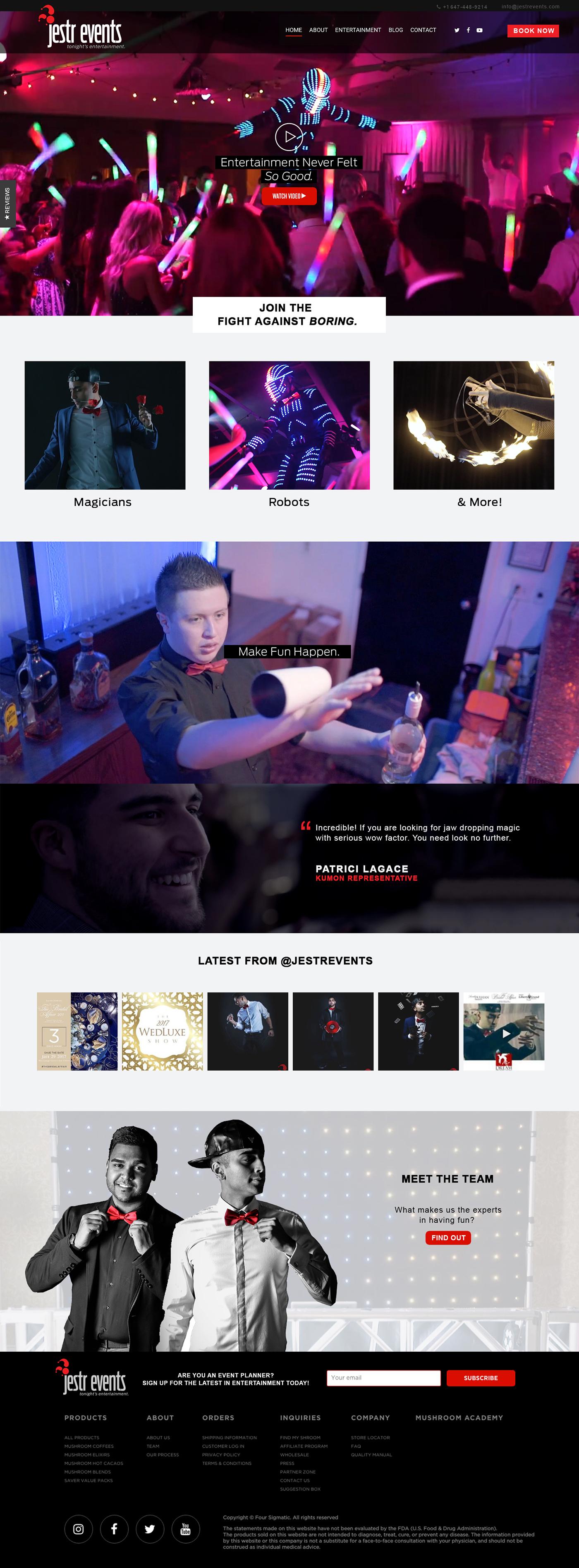 Website Designers of Toronto