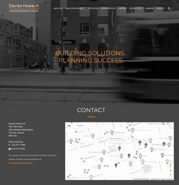 website-portfolio-davies-howe