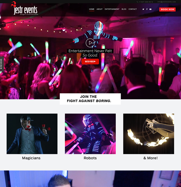 website-portfolio-jestr-events