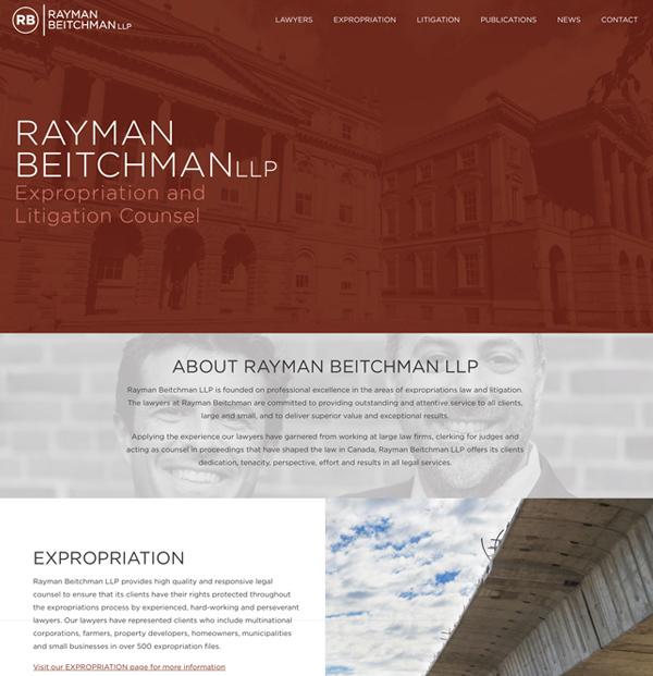 website-portfolio-rayman-beitchman