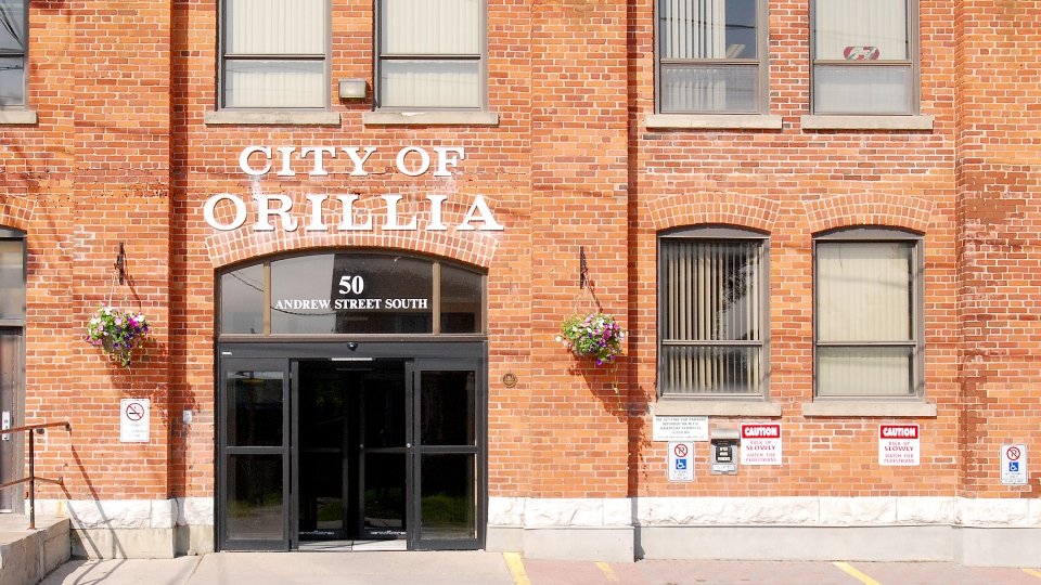 orillia website design